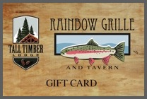 Tall Timber Gift Card